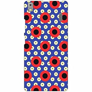 Lenovo K3 Note - PA1F0001IN Back Cover - Silicon Printful Designer Cases