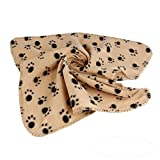 EFINNY Pet Accessories Puppy Dog Blanket Pet Cat Cushion Bed Soft Warm Sleep Mat