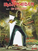 The History Of Iron Maiden, vol.1 : The Early Years - Édition 2 DVD