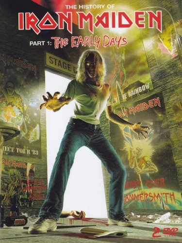 Iron Maiden - Part 1 : The Early Days (2 Dvd)
