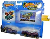 Hot Wheels Colour Shifters Creatures Twin Pack - Tomb Up and Zombot