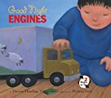 Good Night Engines/Wake Up Engines flip padded board book