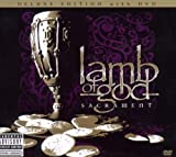 Sacrament [CD + DVD] by Lamb Of God [Music CD]