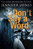img - for Don't Say a Word (Strangers Series) book / textbook / text book