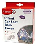 Clippasafe universal Infant Car Seat Rain Cover