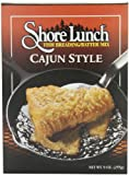 Shore Lunch Cajun Style Breading Mix, 9-Ounce (Pack of 6)