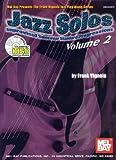 Jazz Solos, Volume 2 (Frank Vignola Jazz Play-Along)