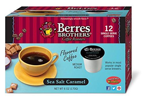 Berres Brothers Sea Salt Caramel Coffee Single Serve Kups