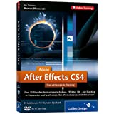 "Adobe After Effects CS4 - Das umfassende Training auf DVDvon ""Galileo Press"""
