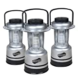 Bright Light LED Emergency Lanterns with Compass