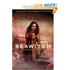 Seawitch: A Greywalker Novel by Kat Richardson