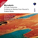 Mercadante : Flute Concertos & Sinfonia on Themes from Rossini's Stabat Mater - Apex