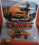 Disney Pixar Cars 2 Grem avec une arme - Voiture Miniature Echelle 1:55