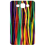 Colorful Cables Back Cover Case For Samsung Galaxy S3 / SIII / I9300