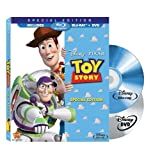 Toy Story: Special Edition (Blu-ray Combo Pack) [Blu-ray + DVD]by Tim Allen