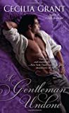 A Gentleman Undone (Blackshear Family)
