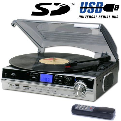 steepletone-record-player-turntable-mp3-recording-playback-st929r-2014-model-remote-control-stand-al
