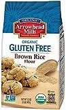 Arrowhead Mills Organic Gluten Free Brown Rice Flour, 2 Pound (Pack of 6)