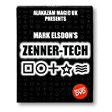 Zenner-Tech 2.0 (W/DVD) by Mark Elsdon and Alakazam Magic - Trick