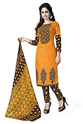 shiva creation's women's new collecton dress material