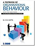 img - for A Textbook of Organisational Behaviour: With Text and Cases book / textbook / text book