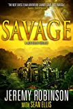 img - for Savage (Jack Sigler / Chess Team Book 6) book / textbook / text book