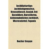 Jochblattartige: Jochblattgewchse, Kreosotbusch, Guajak, Erd-Burzeldorn, Burzeldorne, Bohnenhnliches Jochblatt...