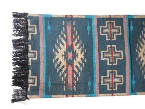 Mexican Cotton Blanket front-1081025