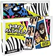 Party Animal Face Coasters