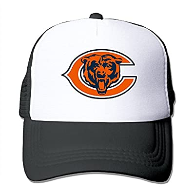 Chicago Bears John Fox Unique Snapback Mesh Hats