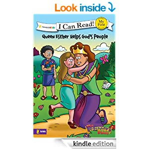 Queen Esther Helps God's People: Formerly titled Esther and the King (I Can Read! / The Beginner's Bible)