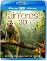 Rainforest 3D (Blu-ray 3D + Blu Ray)