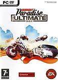 echange, troc Burnout paradise: the ultimate box