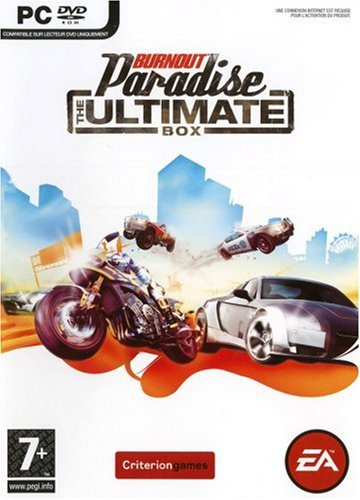 Burnout Paradise (vf - French game-play)