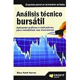 ANÁLISIS TÉCNICO BURSÁTIL (Spanish Edition)