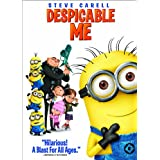 Despicable Me/ Dtestable moi (Bilingual) (Version fran�aise)by Steve Carell