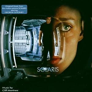 Solaris Soundtrack Cover