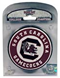 NCAA South Carolina Fighting Gamecocks Coaster Set with Team Logo (Pack of 4) at Amazon.com