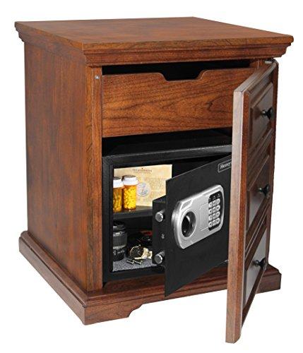 Gun Concealment Furniture Honeywell 5103sl Steel Security Safe In Decorative Cabinet