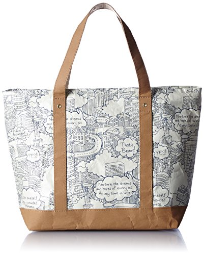 BRUSHUP STANDARD トートバッグ FLY BAG TOTE NY BUS302