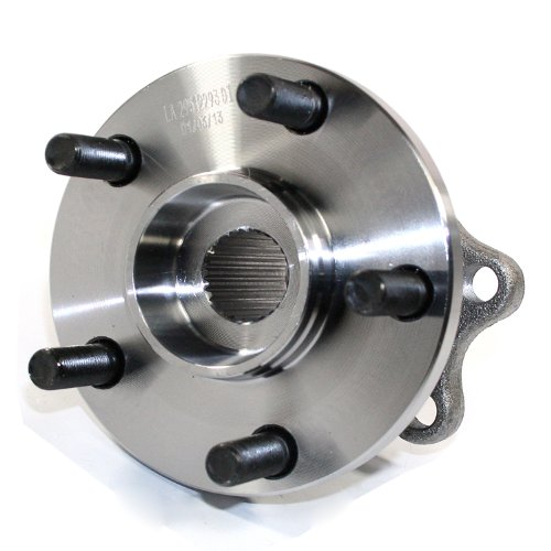 Dura International 29512293 Rear Hub Assembly