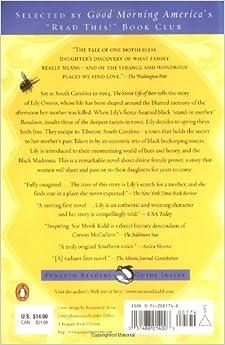 Secret Life Bees Book