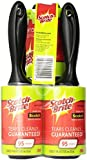 Scotch-Brite Lint Roller New Value Size Package, 15 Count, 95 Sheets