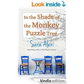 In the Shade of the Monkey Puzzle Tree (Greek Village Book 6)