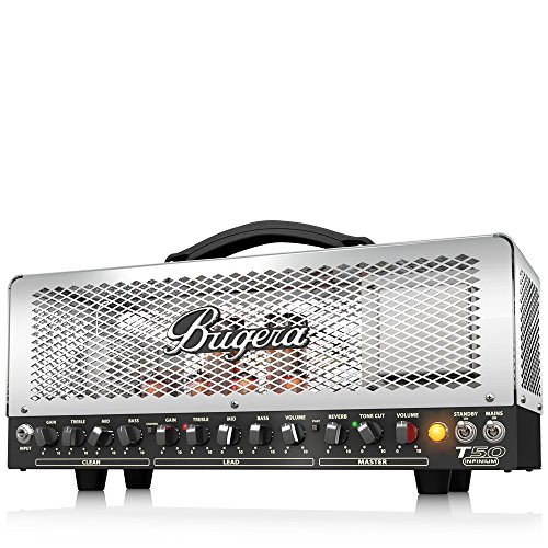 Bugera T50 INFINIUM Guitar Amplifier Head (Amp Heads compare prices)
