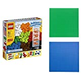 "Lego Bricks & More Builders Of Tomorrow Set 6177 &Lego 626 Green Building Plate (10"" X 10"") & Lego 620 Blue Building..."