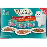 Fancy Feast Elegant Medleys White Meat Chicken Recipe Variety Collection Adult Canned Cat Food