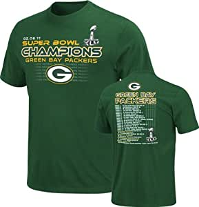 Green Bay Packers Super Bowl Xlv Champions