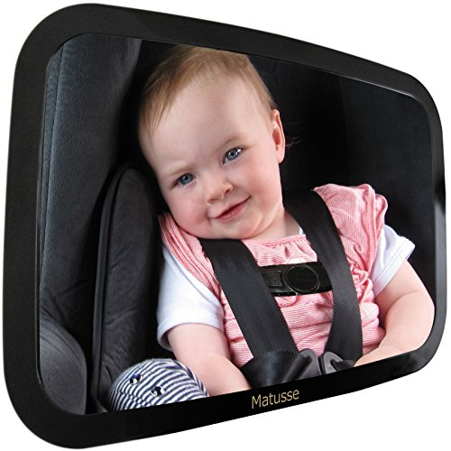 Baby Car Mirror - 58% Off | View of Back Seat Rear-facing Infant | Registry or Shower Gift