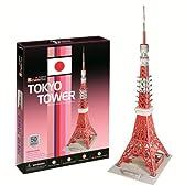 3D立体パズル 東京タワー